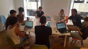Commercial à Lyon dans une startup